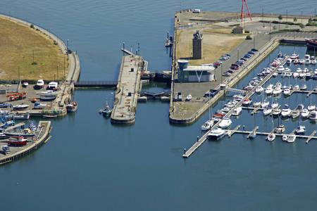Royal Quay Lock