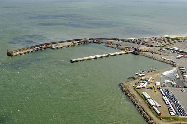 Rosslare Ferry Harbour