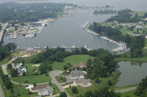 Urbanna Harbor Marina