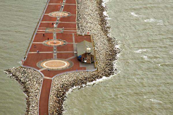Morecambe Harbour Light