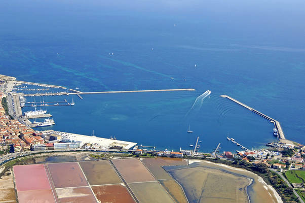 Carloforte Harbour