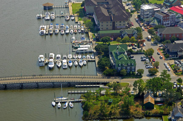 Manteo Waterfront Marina