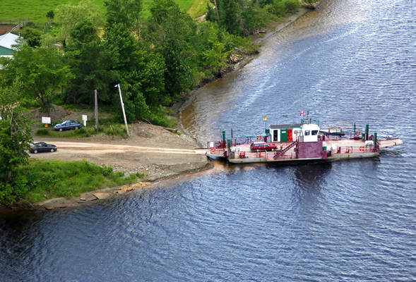 Gagetown Ferry Terminal East
