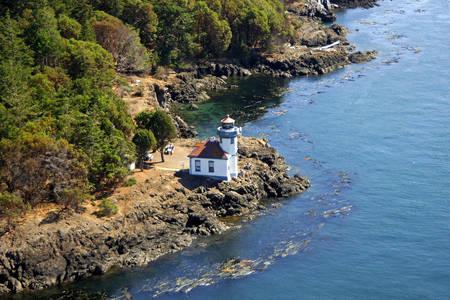 Lime Kiln Lighthouse