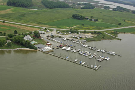 Slaughter Creek Marina at Taylors Island