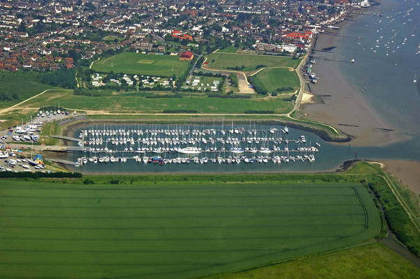 Burnham Yacht Harbour