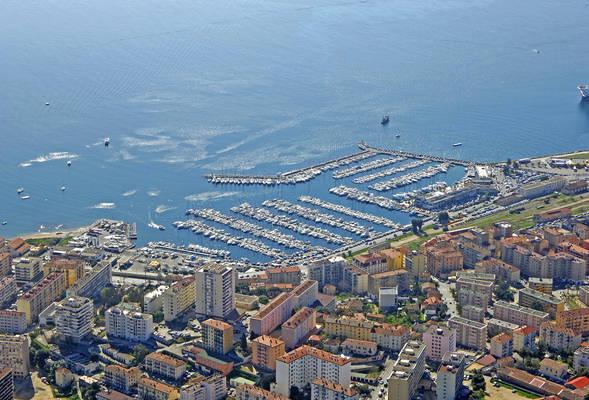 Ajaccio Port Charles Ornano Marina