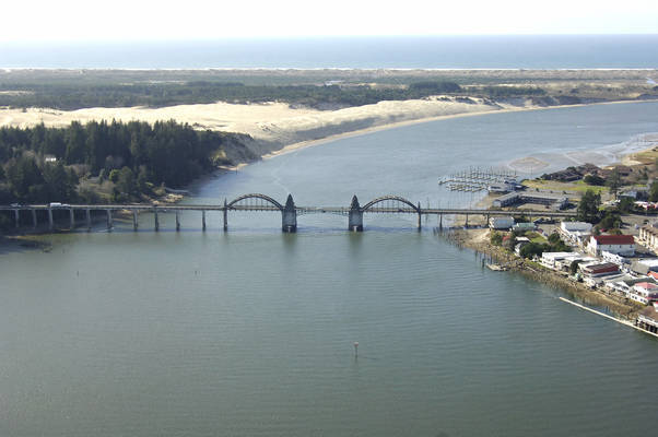 Siuslaw River  Bascule Bridge