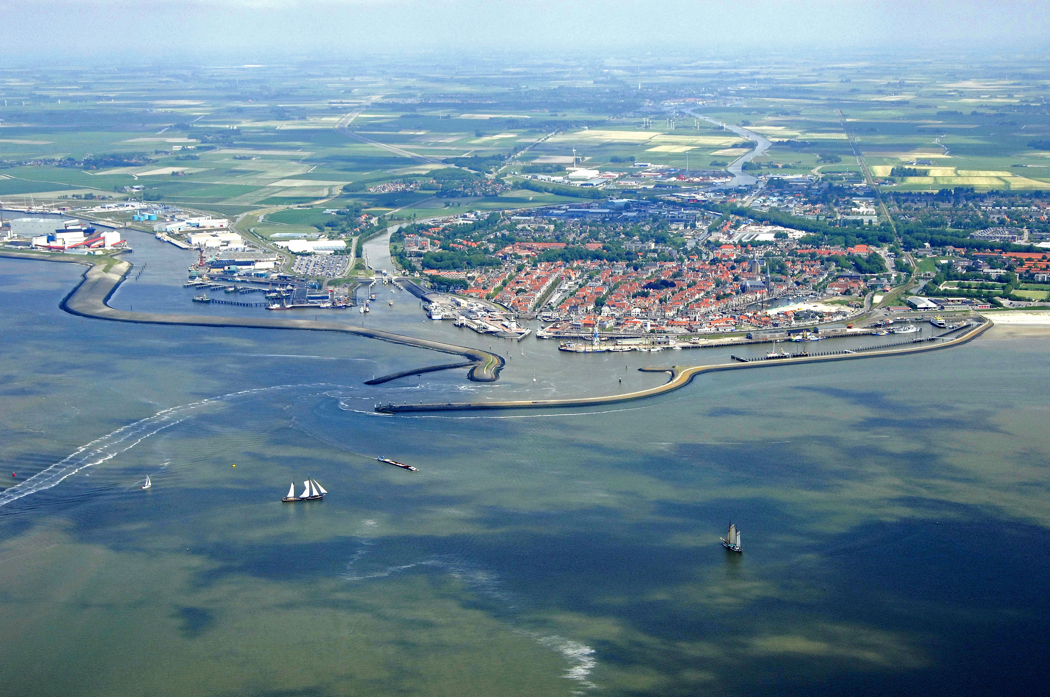 Harlingen Harbor in Harlingen, Netherlands - harbor Reviews - Phone ...