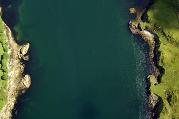 Killybegs Harbour Inlet