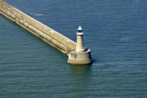 Tynemouth Light
