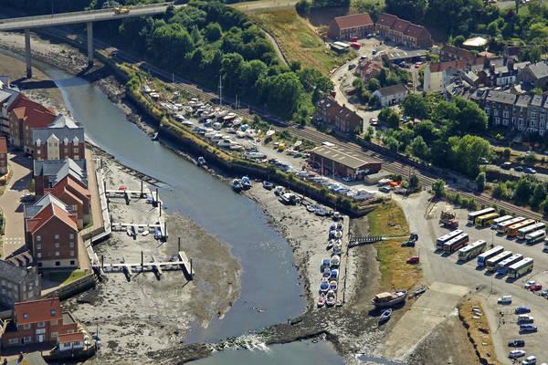 Coates Marine Boatyard