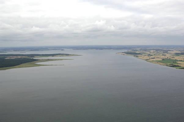 Guldborg Sund Inlet