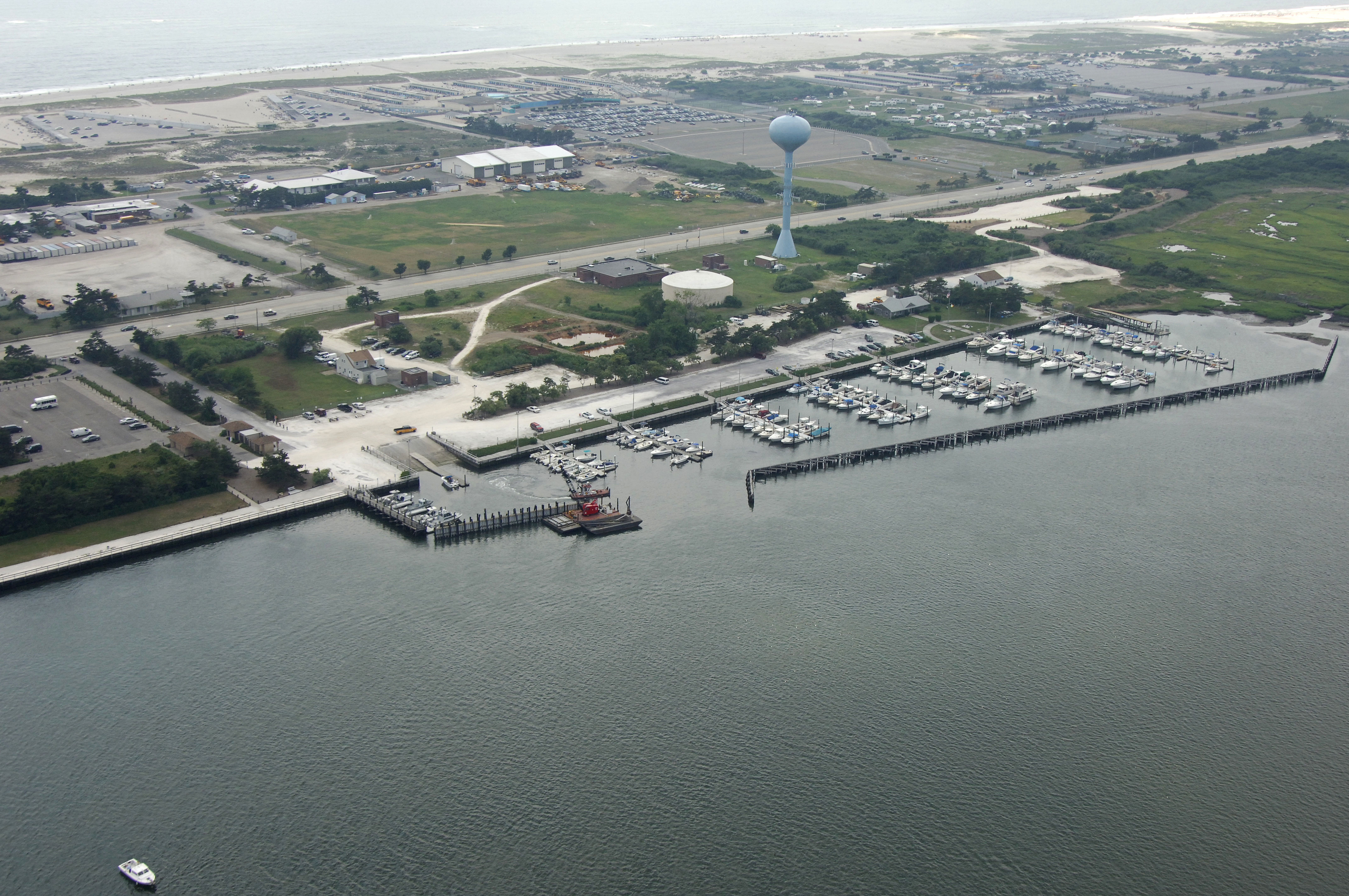 Fisher Island Marina Ny