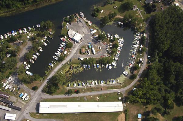 Inland Harbor Marina