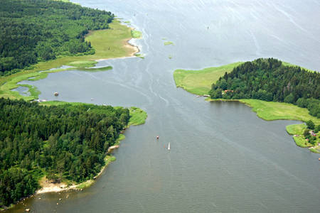 Sjosa Fjord Inlet