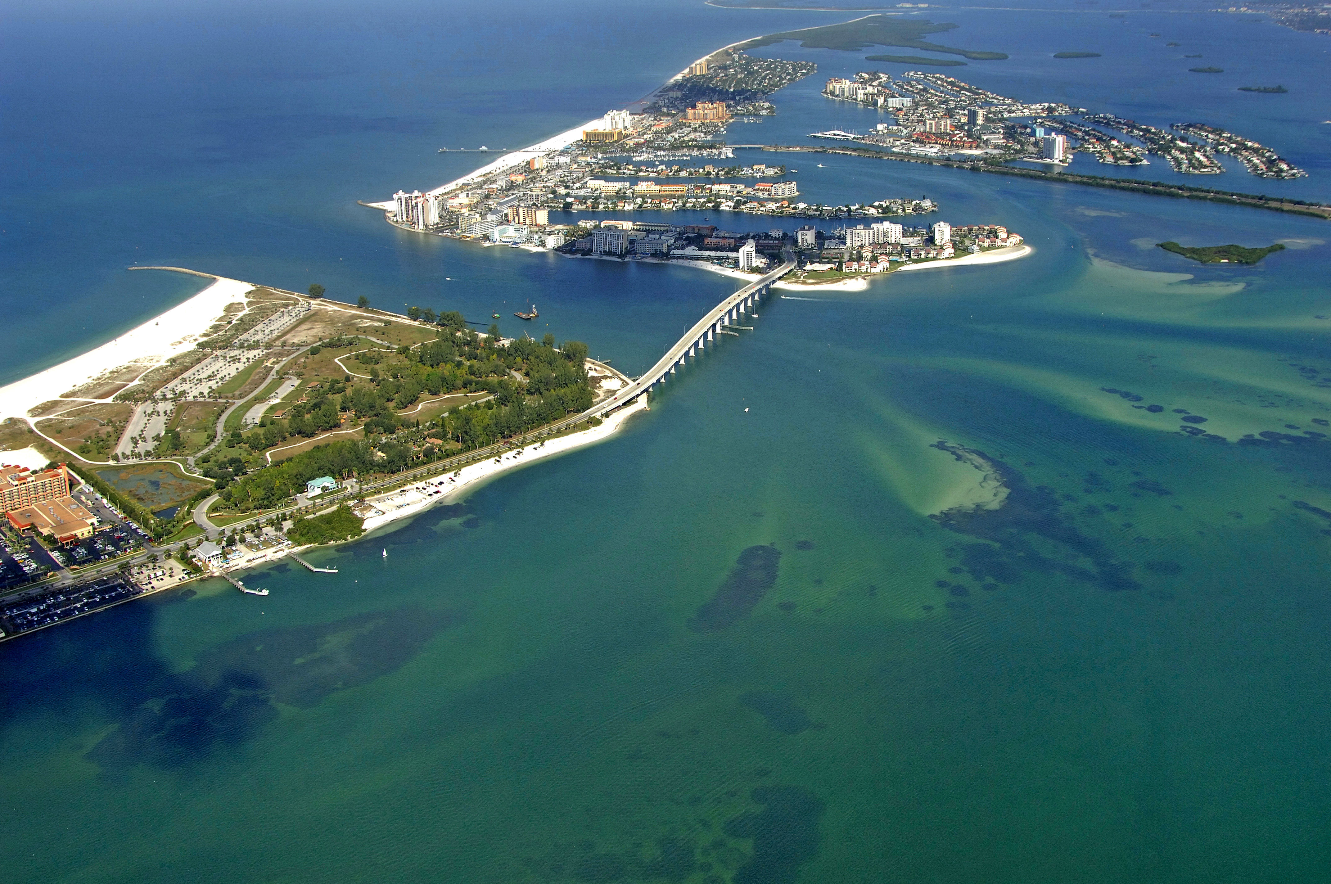 Clearwater Harbor In Clearwater Fl United States Harbor Reviews