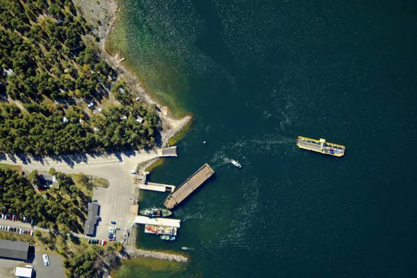 Pamas Ferry