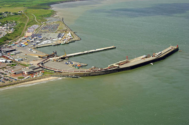 Rosslare Ferry Harbour