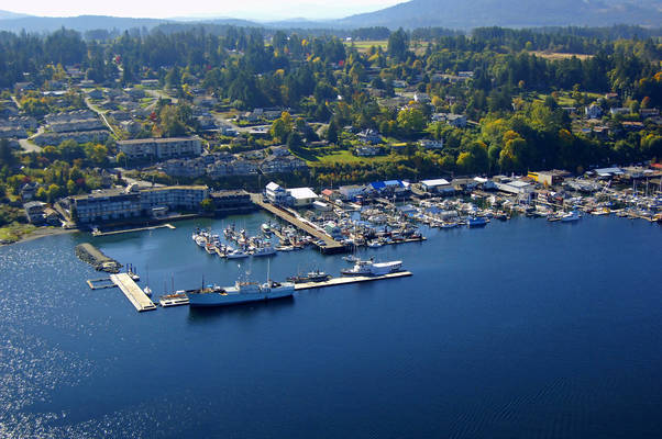 Cowichan Bay Harbour Authority