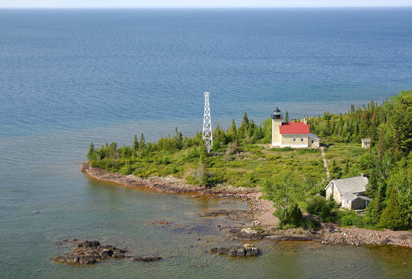 Copper Harbor Lighthouse