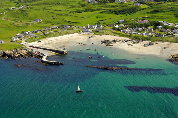 Portnablahy Bay Quay