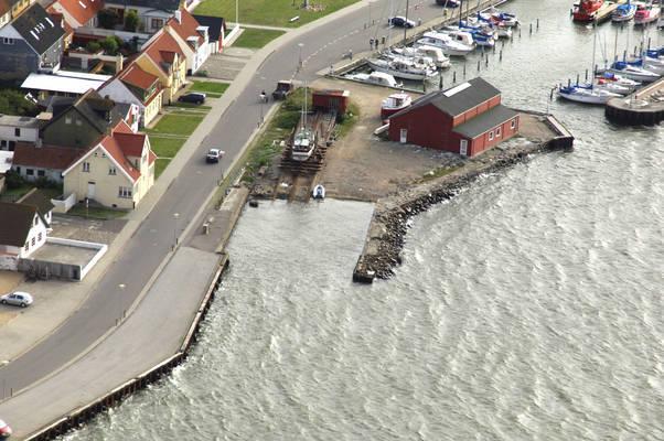 Løgstør Bådehavn Bådslip