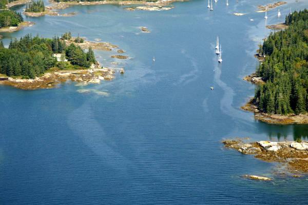 Horseshoe Cove Inlet