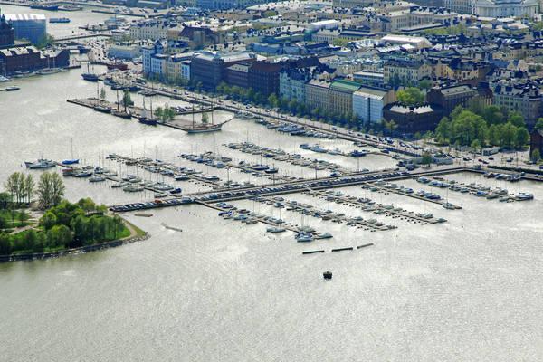 Helsinki Pohjossatama Marina