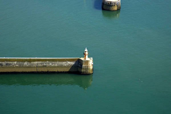 Burntisland West Pier Outer Head Light