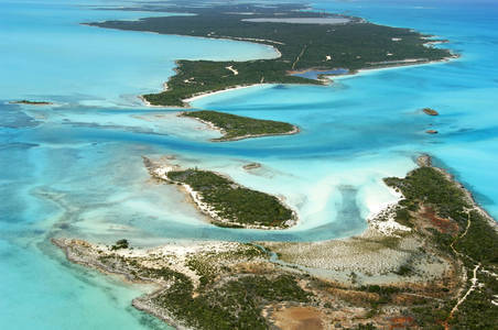 Goats Cay Anchorage