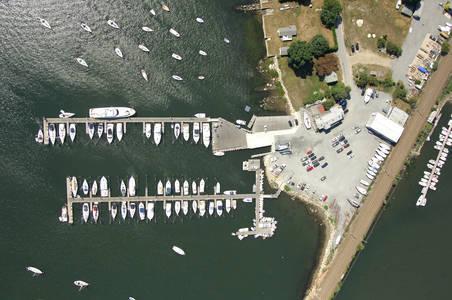Noank Village Boat Yard