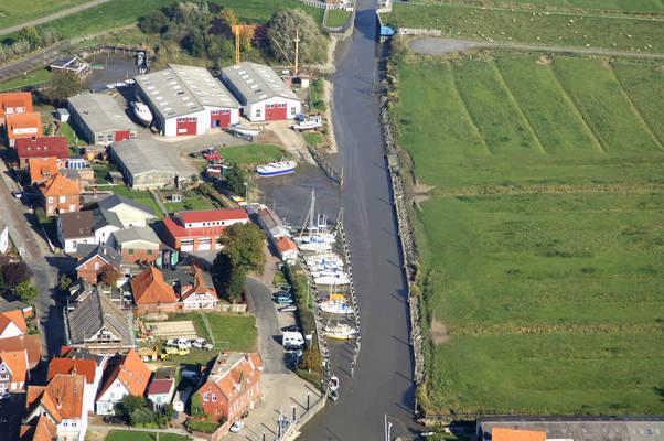 Freiburg Harbour