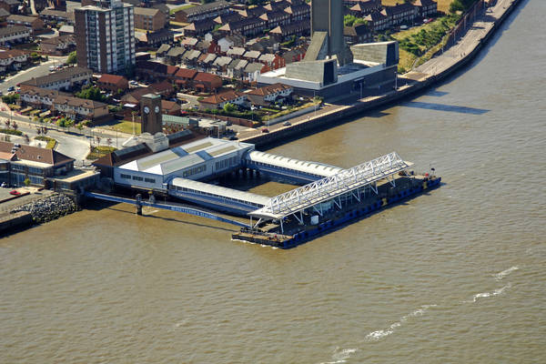 Mersey Ferries Seacombe