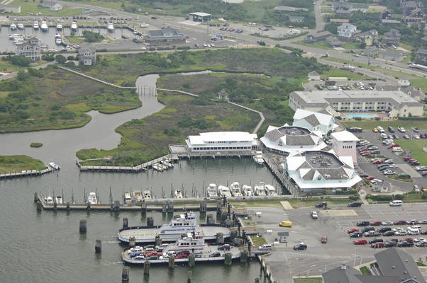 Hatteras Landing Marina