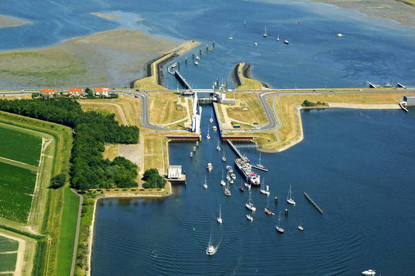 Zandkreek Lock