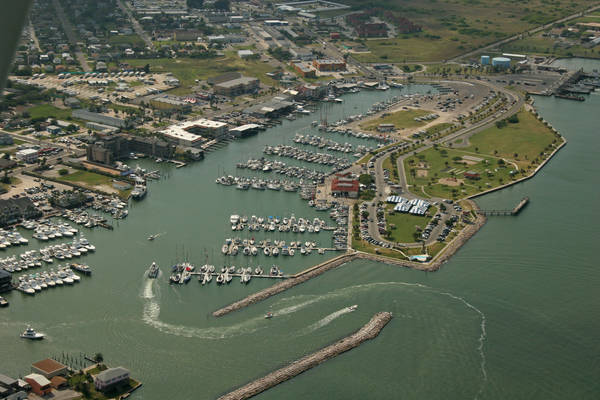 Port Aransas City Harbor