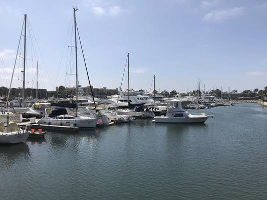 Marina Harbor Anchorage