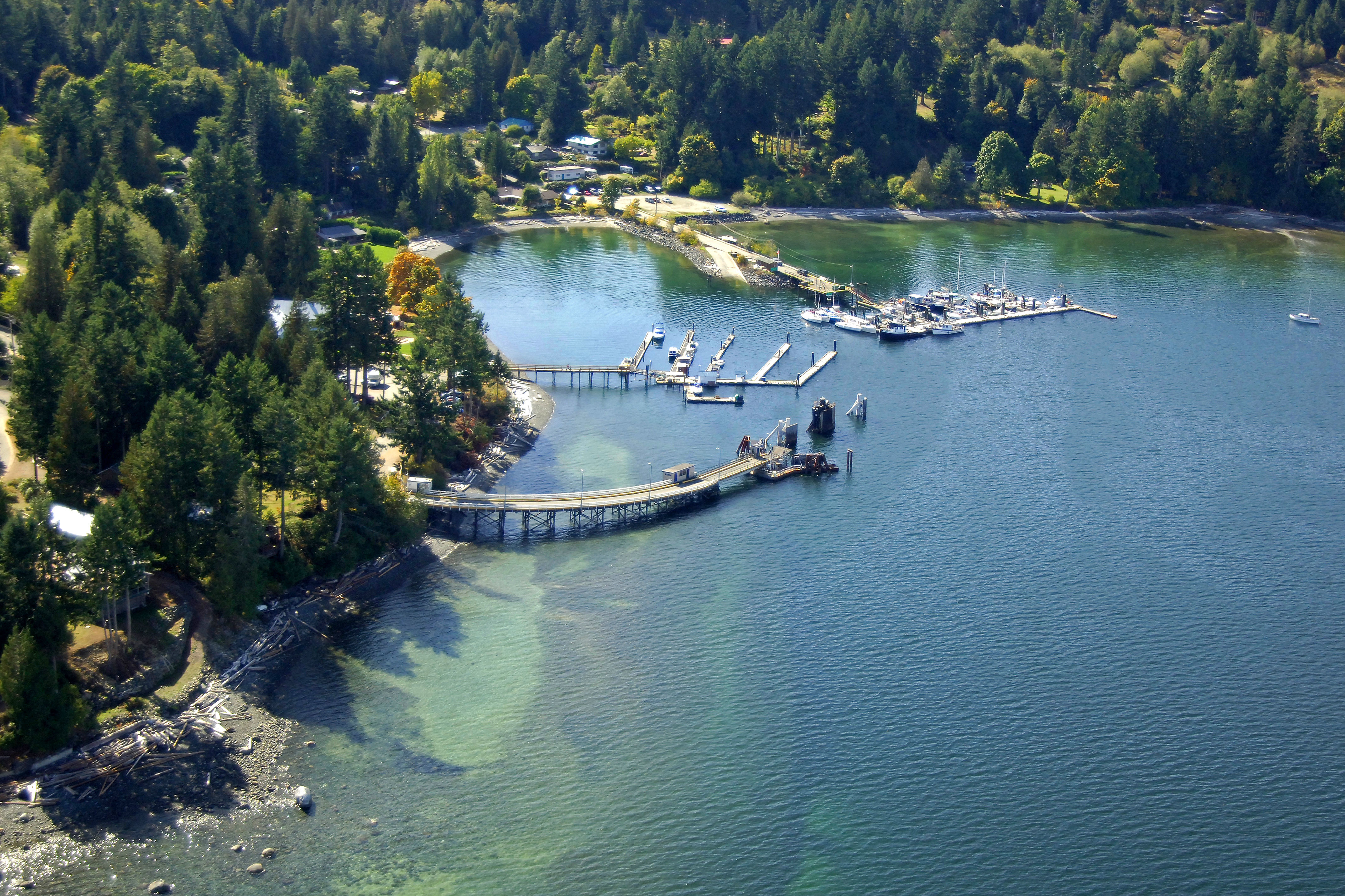 Quadra Island Ferry Bc