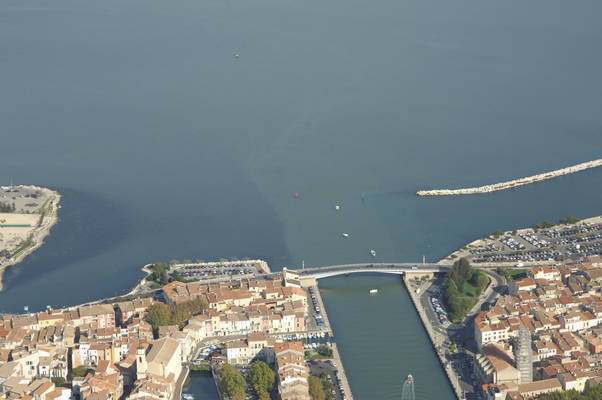 Caronte Canal Inlet