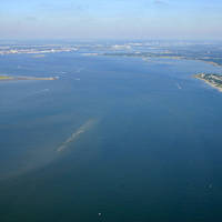 Charleston Harbor Inlet