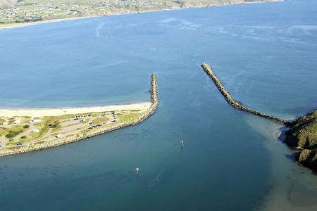 Bodega Harbor Inlet
