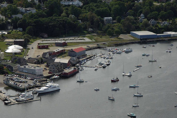 Belfast Boat Yard