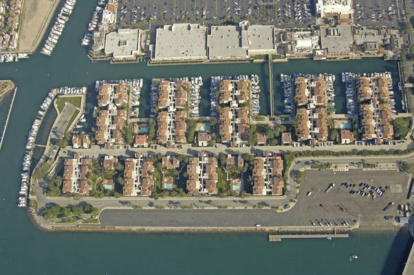 Marina Pacifica Homeowners Association