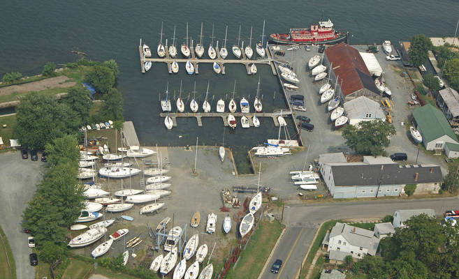 Havre De Grace Marina at Water Street