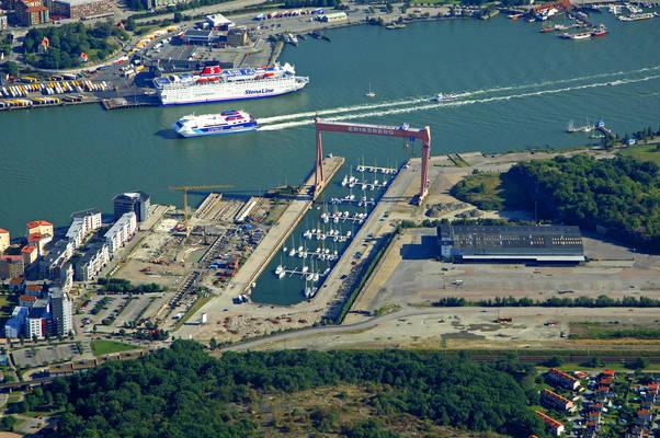 Eriksberg Dock / Dockpiren
