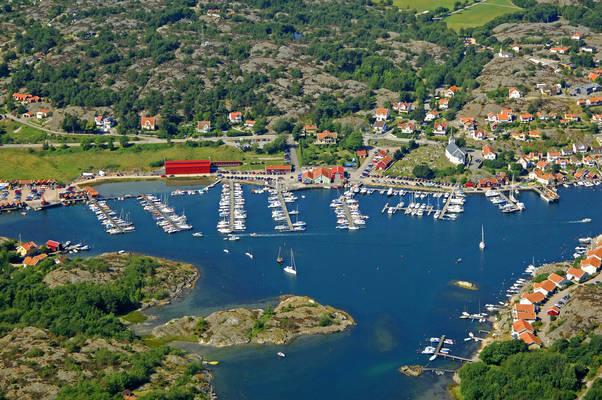 Fiskebaeckskil Marina