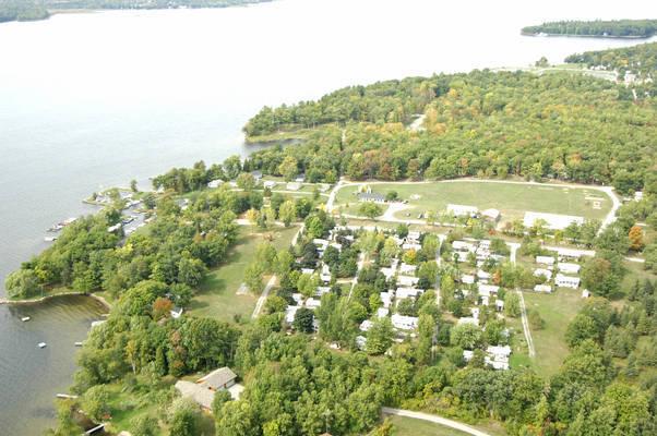 Davis Point Campground