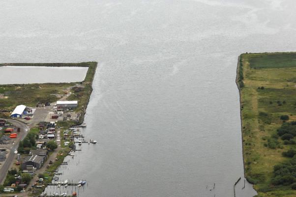 Horsens Fiskerihavn Inlet