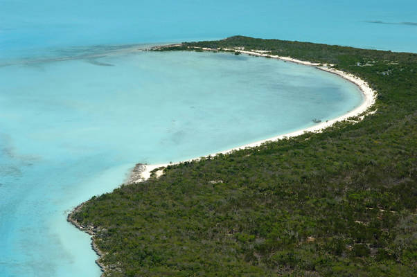 Jewfish Cay Anchorage